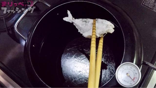 豆アジの南蛮漬け