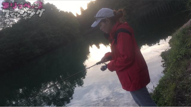 津風呂湖バス釣り