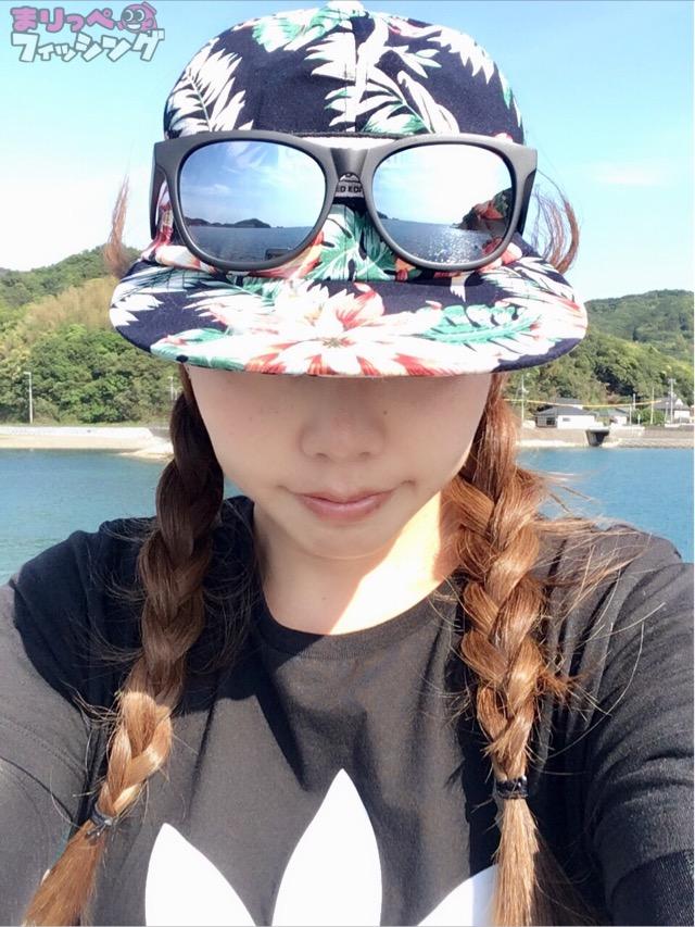 夏の釣りファッション
